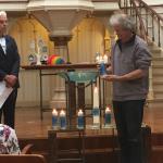 Kaarsen INLIA Keizersgrachtkerk - 13 mei