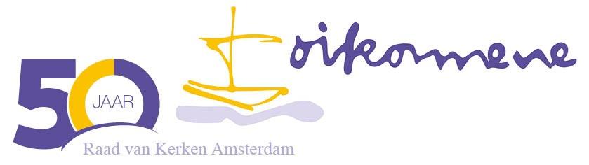 50 jaar Raad van Kerken Amsterdam