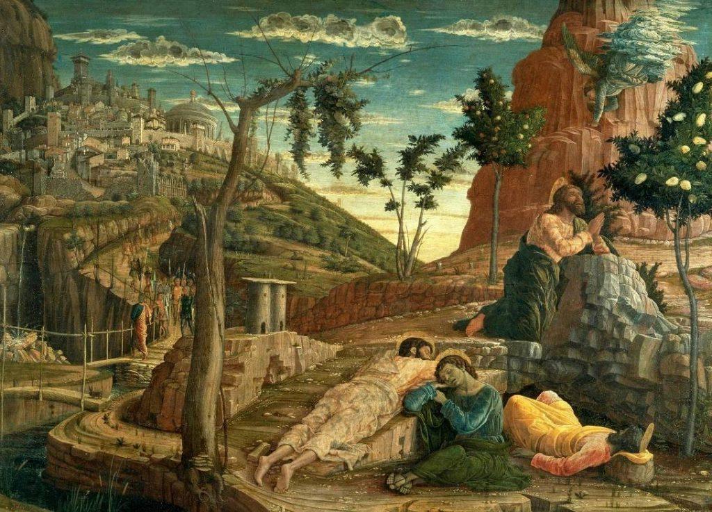 De tuin van Getsemane - Jezus in doodsangst | Historiek
