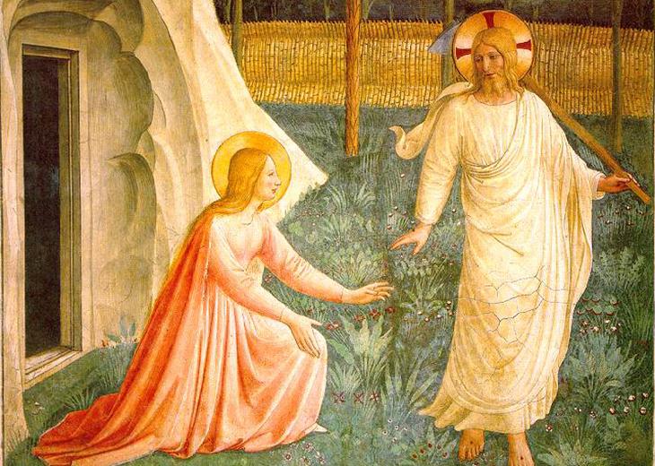 Paasgroet, een meditatie bij de Evangeliën