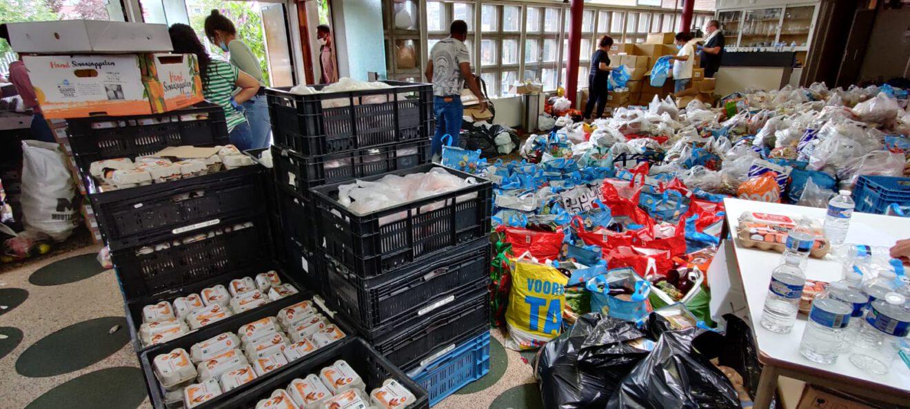 voedseldistributie GdC -1