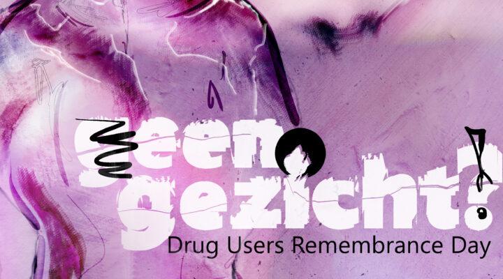 Internationale herdenkingsbijeenkomst van drugsslachtoffers